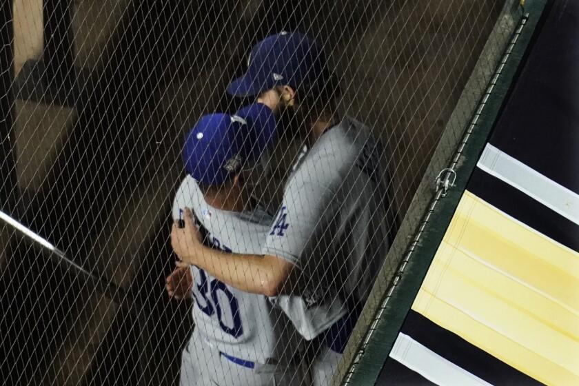 Dodgers salen con Kershaw