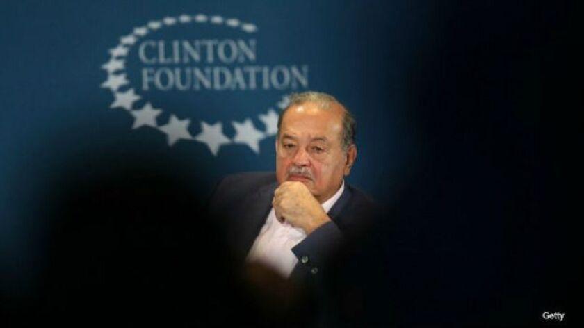 Carlos Slim está preocupado porque sus negocios no van tan bien como siempre.