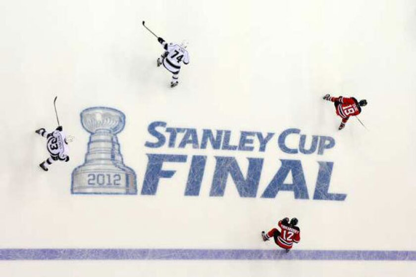 Stanley Cup Final: Same comments for Kings after win over Devils
