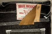 Upscale jeans maker True Religion files for bankruptcy protection
