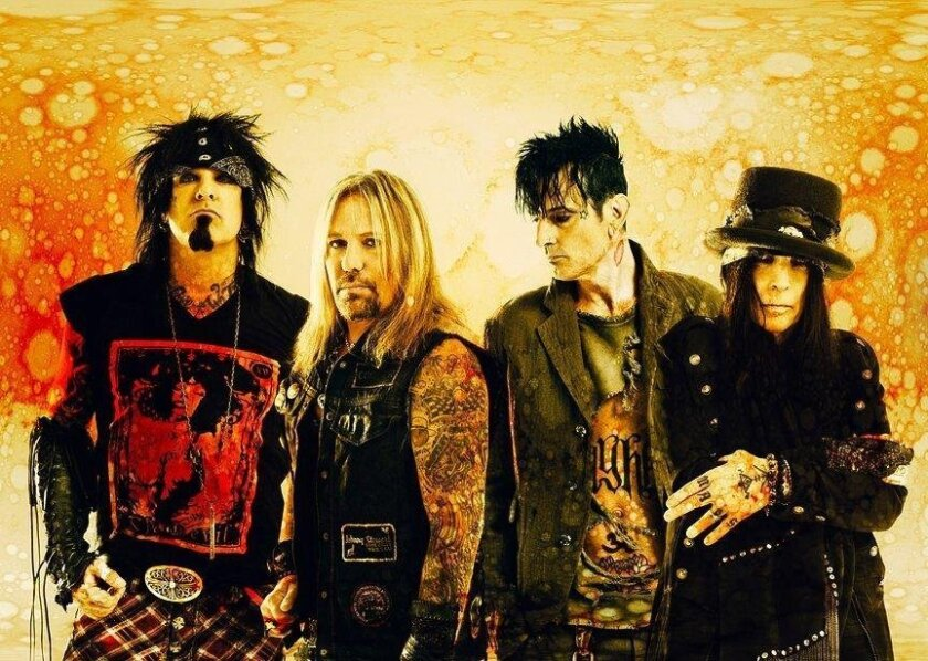 Mötley Crüe, which concluded its alleged farewell tour in 2015, will hit the road in 2020.