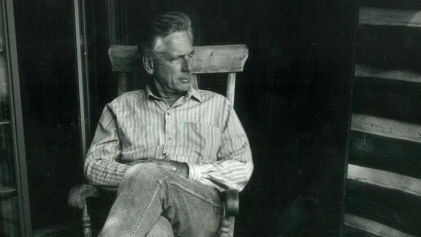 Thomas McGuane will receive the Robert Kirsch Award at the L.A. Times book prizes.