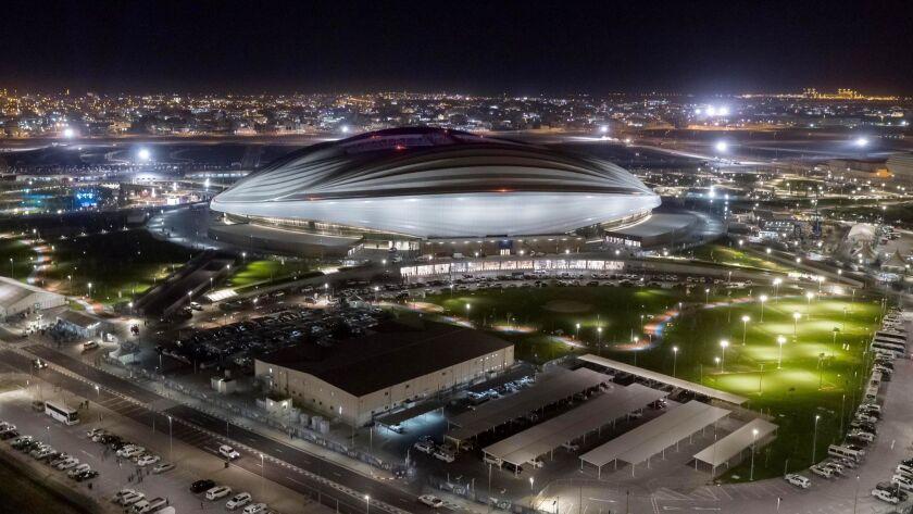 General Views of Al Wakrah Stadium