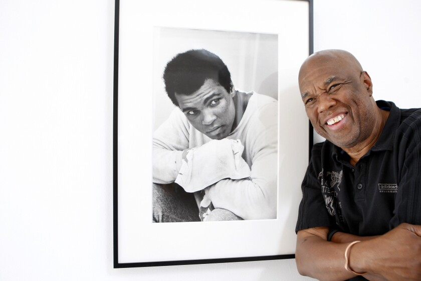 Howard Bingham, Muhammad Ali's photographer