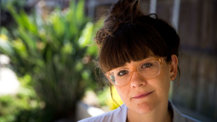 """""""I am able to explore different points of view and maybe help equip people"""" to discuss social issues, Bekah Brunstetter says of her life as a writer."""