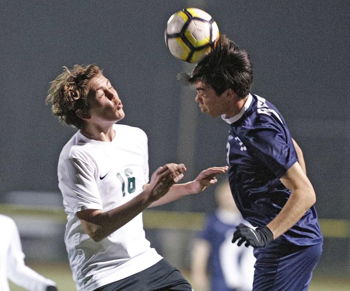 Photo Gallery: Flintridge Prep vs. Providence in Prep League boys' soccer