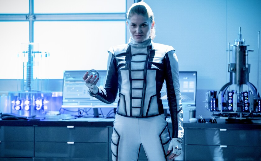 "Natalie Sharp guest stars as Sunshine in a new episode of ""The Flash"" on The CW."