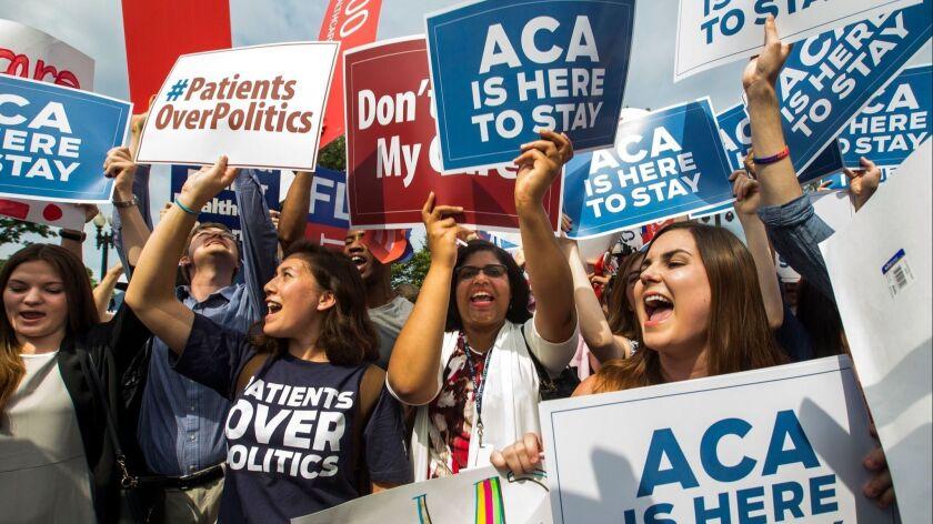 Obamacare unconstitutional, Texas judge rules, Washington, USA - 25 Jun 2015