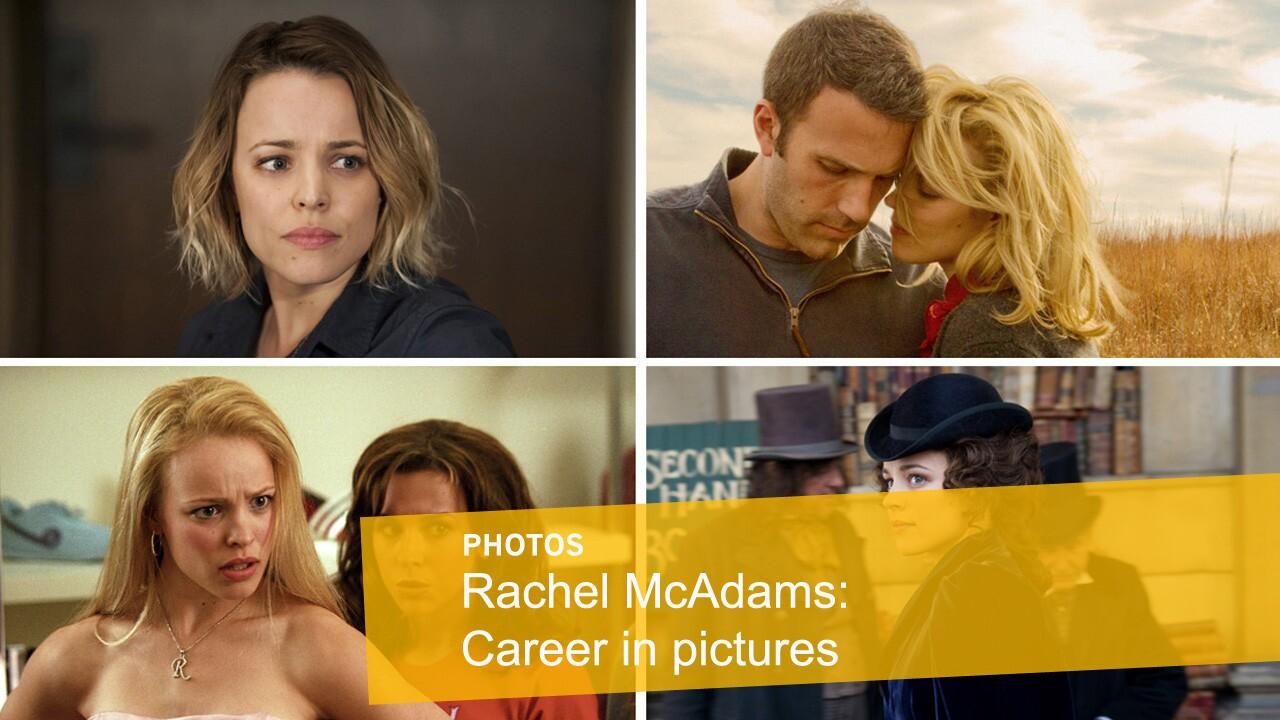 Rachel McAdams: Career in pictures