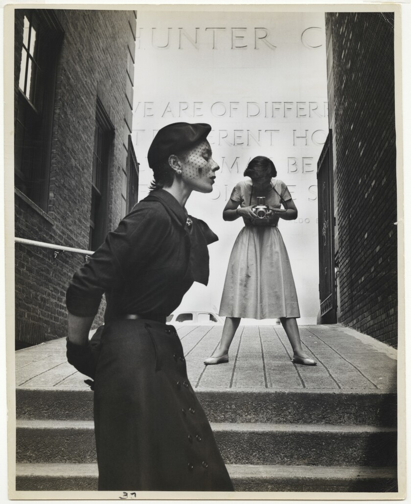 Gordon Parks (American, 1912 - 2006) Bettina and Frances McLaughlin-Gill, New York, 1950 American Ge