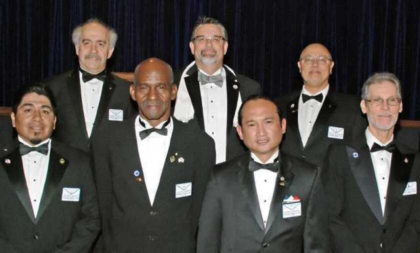 On the Town: Masons carry on their reverent tradition