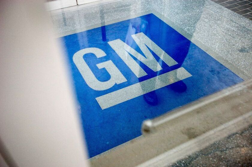 General Motors is trying to cut costs by offering buyouts to about 18,000 white-collar workers in North America. The company made the offer Wednesday, Oct. 31, 2018, to salaried workers with 12 or more years of service.