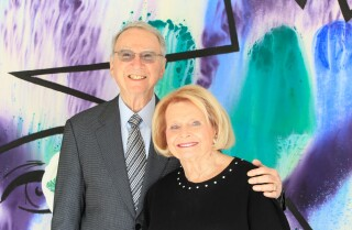 Big passions, big giving: Joan and Irwin Jacobs
