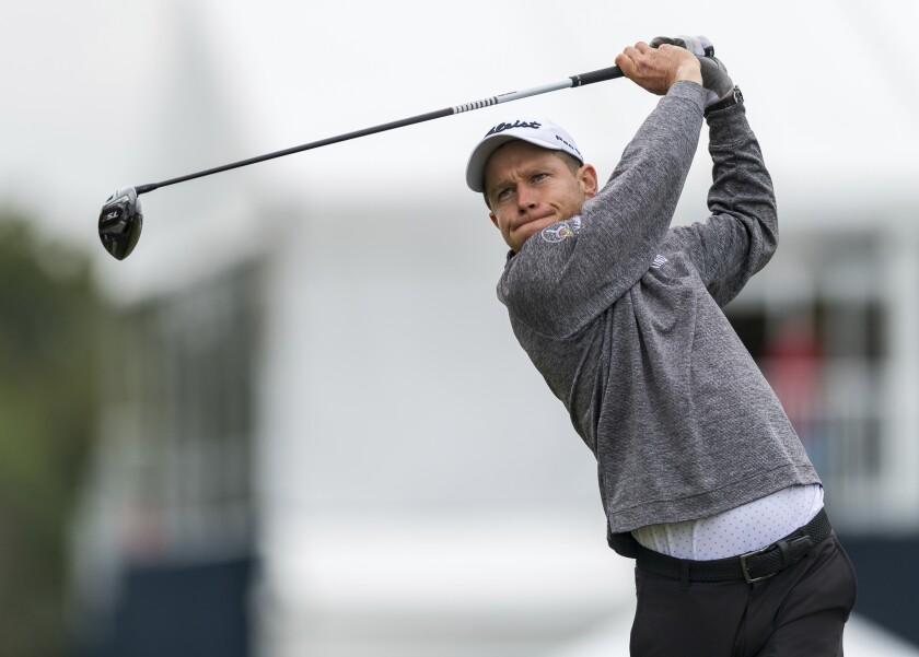 Houston Open Golf
