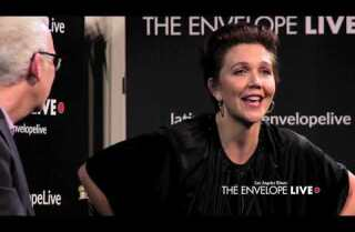 Maggie Gyllenhaal reveals 'The Kindergarten Teacher' was shot in just 22 days