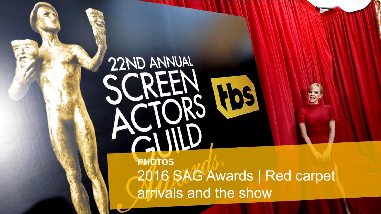 2016 SAG Awards