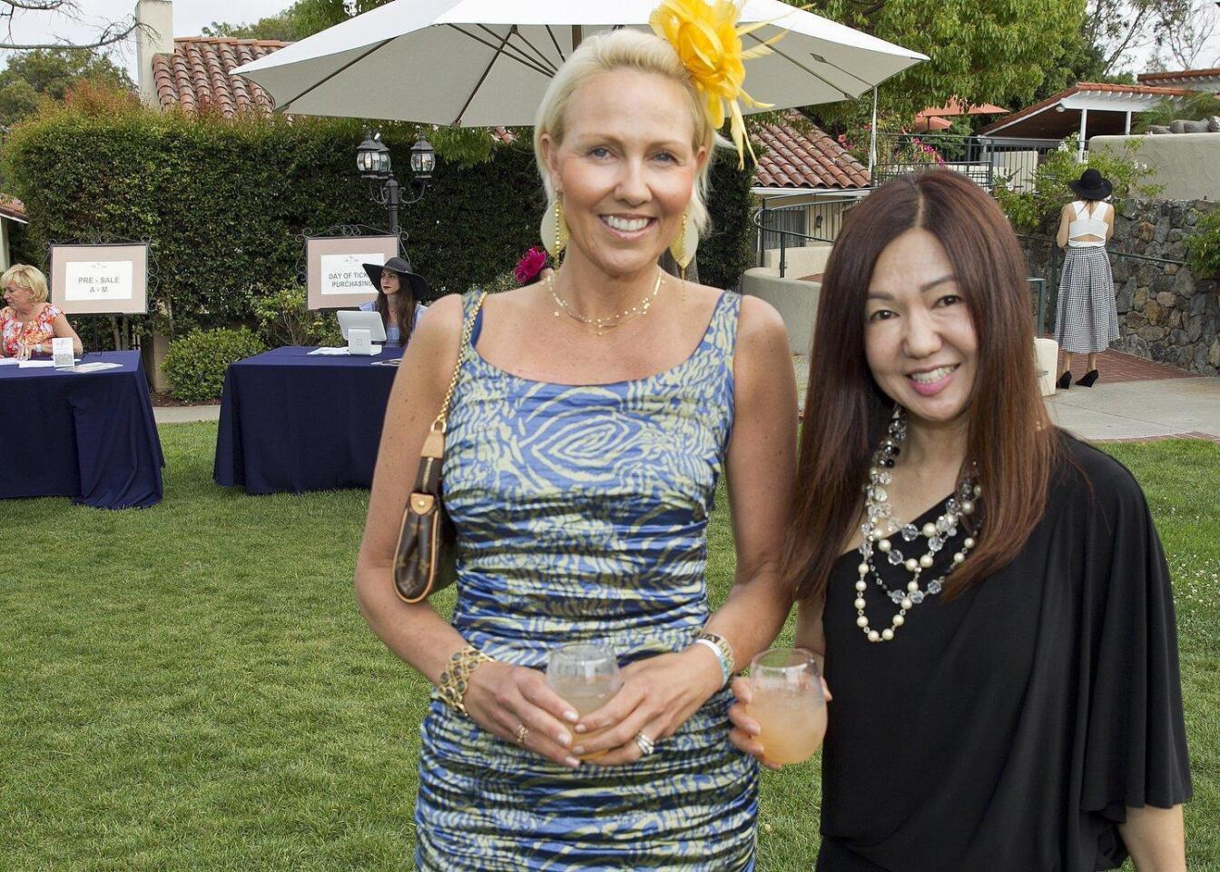 Denise Massey, Janet Ng