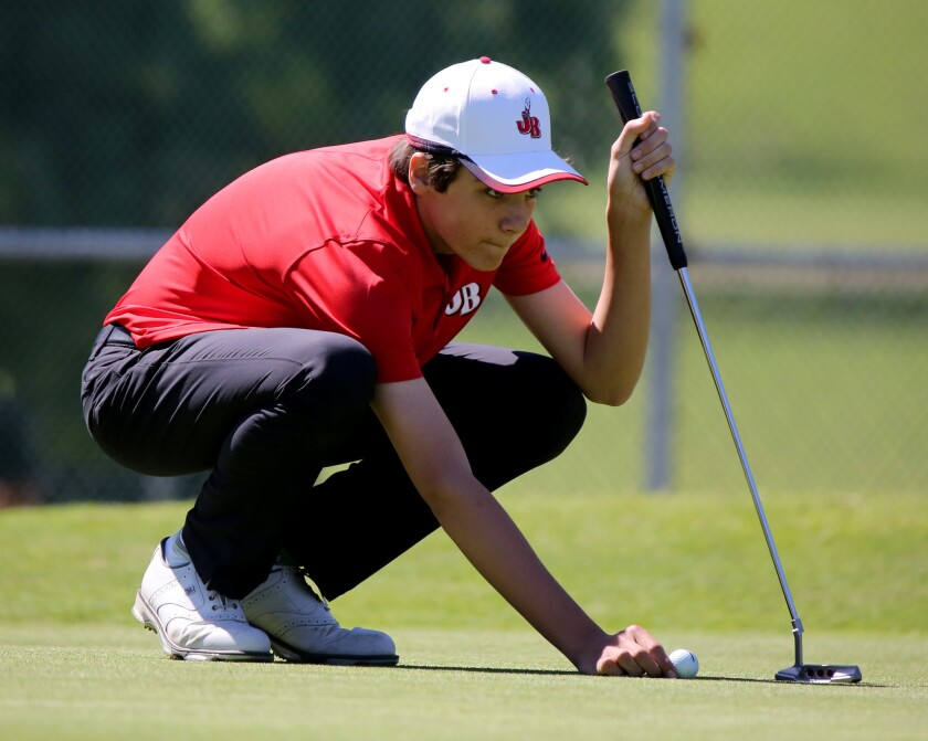Photo Gallery: Local golfers in Pacific League play
