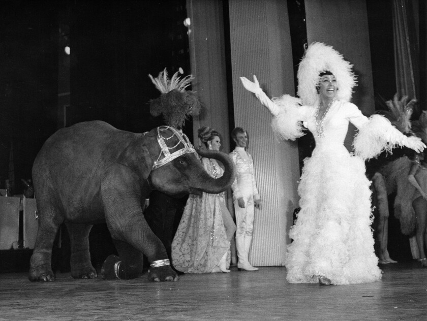 Entertainer Josephine Baker