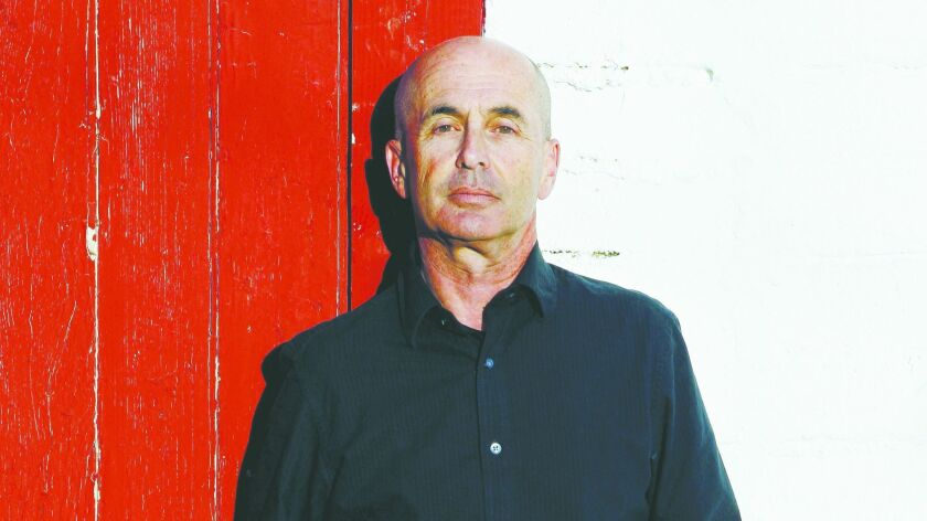 "Crime novelist Don Winslow's new book, ""The Force,"" came ou Tuesday."