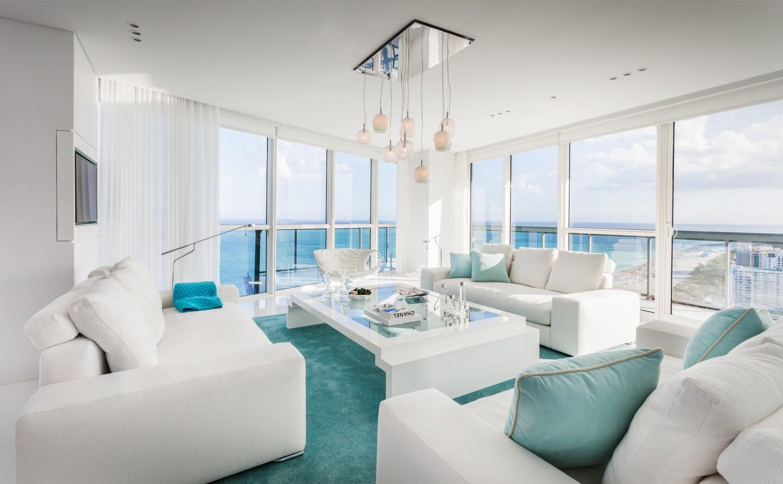 David Guetta's Miami condo