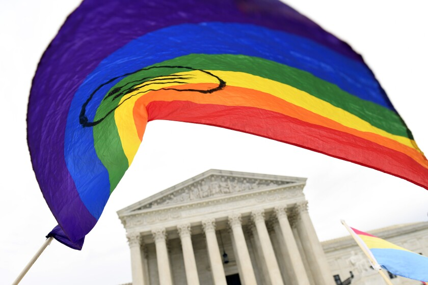 A federal judge indicated that he thought the Trump administration's so-called transgender rule is invalid.