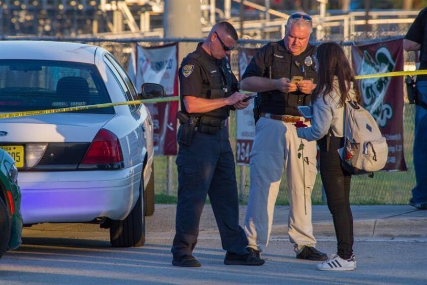 La Policía identificó hoy como Scott Paul Beierle al hombre que la tarde del viernes abrió fuego en un estudio de yoga en Tallahassee, capital de Florida, en un hecho que se saldó con tres muertos y cinco heridos. EFE/Archivo