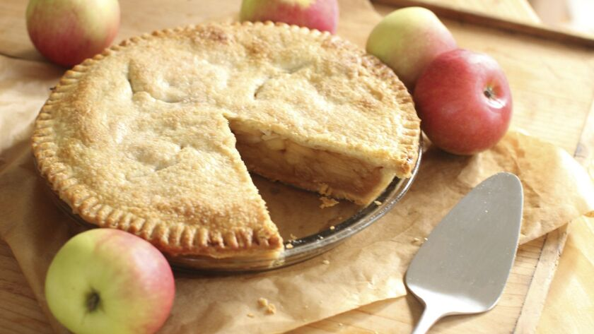 Apple pie bakers can compete in the Julian Woman's Club's apple pie contest on Sept. 21.