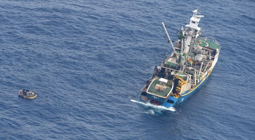 Kiribati Ferry Sinking