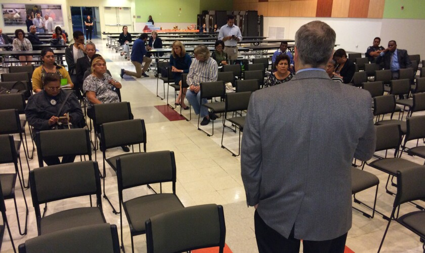 Forum at Roybal Learning Center
