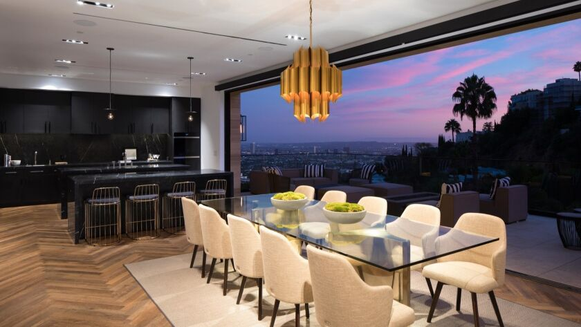 Jeff Lewis Of Flipping Out Unveils His Latest Project In The Hollywood Hills Los Angeles Times