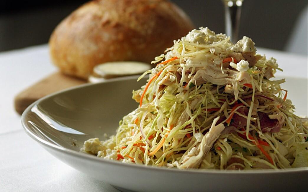 Jar chopped salad