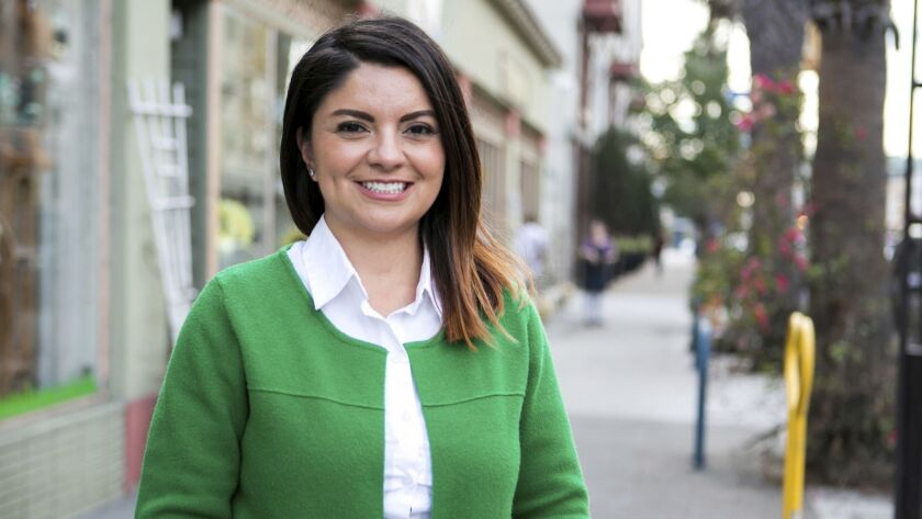 Long Beach City Councilwoman Lena Gonzalez captured a state Senate seat once held by Ricardo Lara.