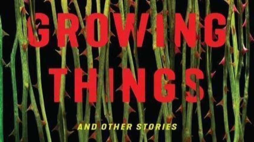 "Jacket for ""Growing Things and Other Stories"" by Paul Tremblay. CREDIT: William Morrow"