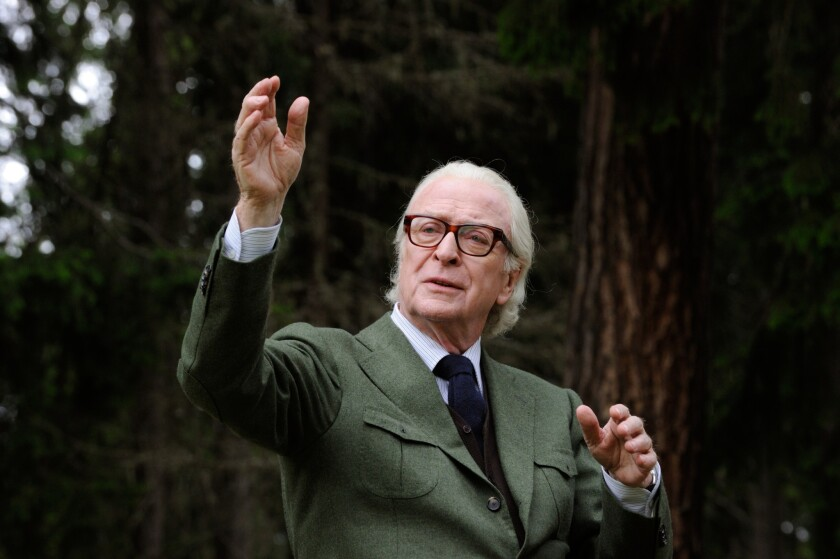 Michael Caine in 'Youth'