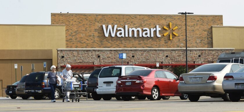 Walmart will discontinue sales of military-style high-powered assault rifles in the US
