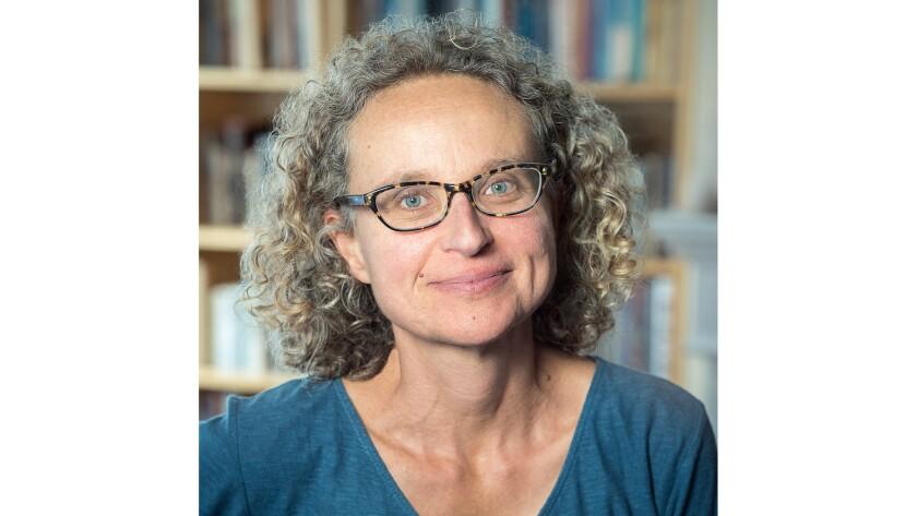 Writer Anne Raeff