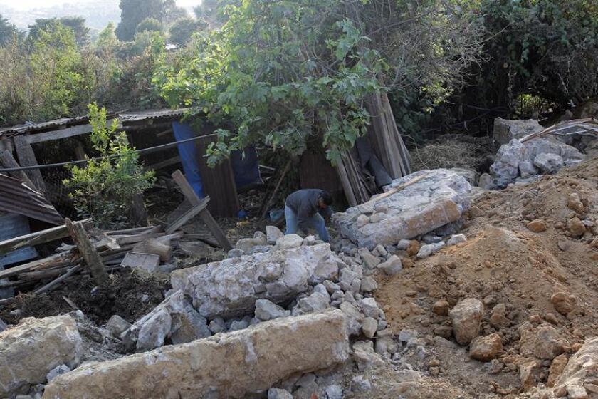 Transcurridos cuatro meses del terremoto de magnitud 7,1 que sacudió a México, autoridades reportan el monitoreo de especies acuáticas invasoras que, debido al sismo, escaparon de estanques en el estado de Morelos, y analizan posibles impactos en la biodiversidad y desarrollo agropecuario de la región. EFE/ARCHIVO