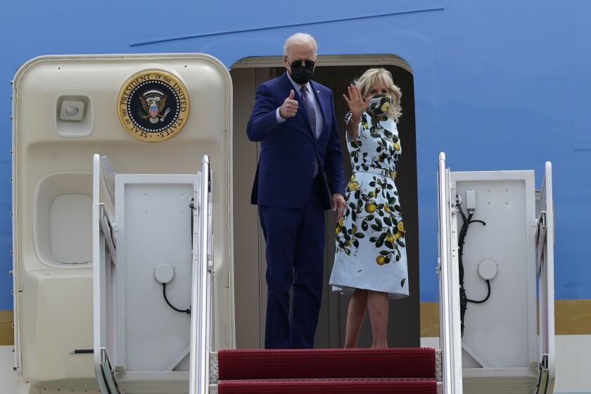 Biden y Carter, viejos aliados, se reúnen ¿para qué?