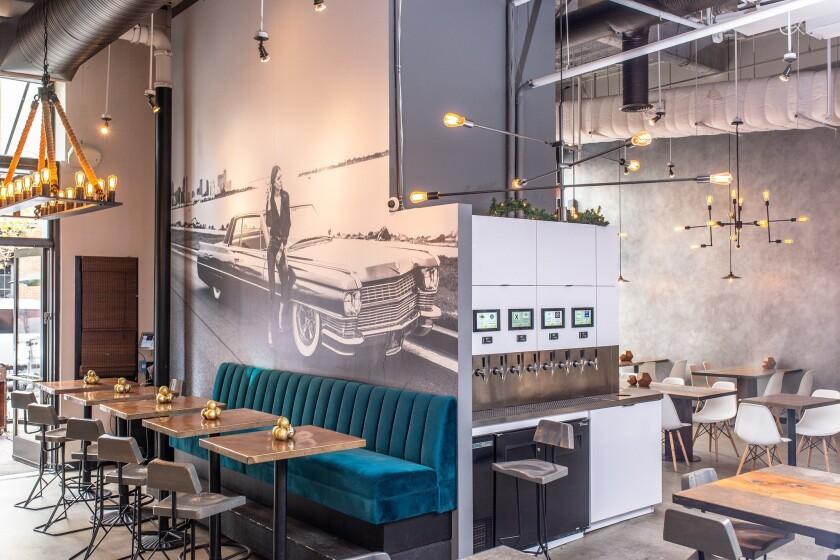 WhipHand American Brasserie + Beer Bank, East Village