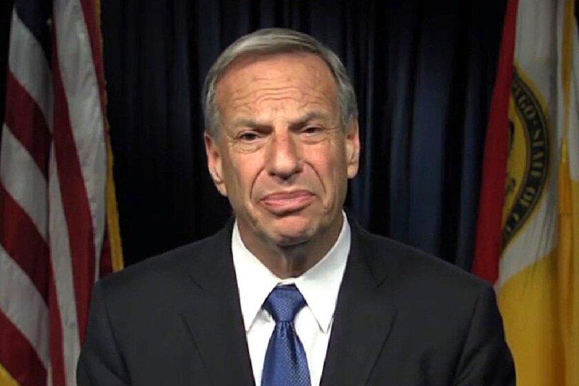 Mayor Bob Filner