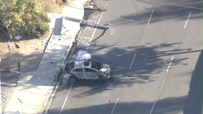 Chino Hills crash