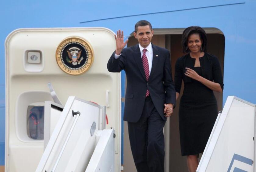 Los Obama tienen problemas para registrar su nueva productora, según medio