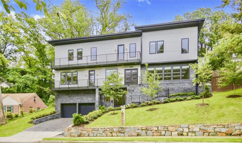 Randall Cobb's Arlington home