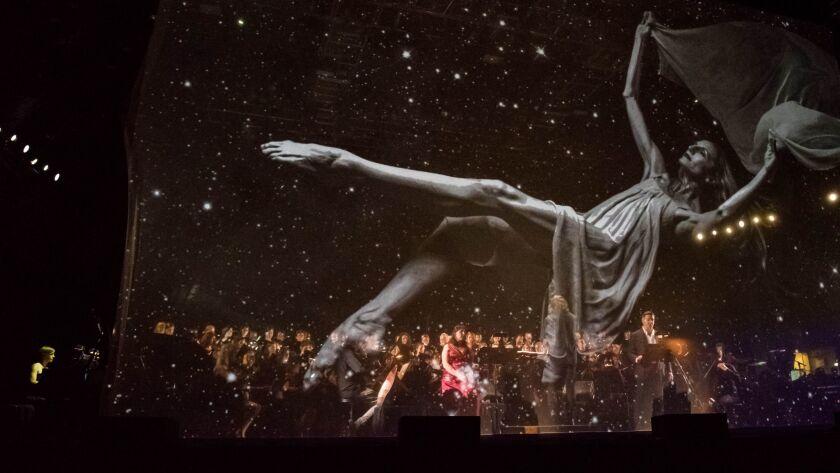 The Hubble Cantata performance at BRIC Celebrate Brooklyn