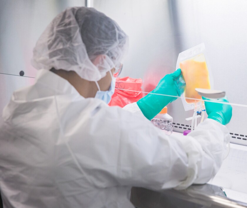 Personalized Stem Cells is developing a stem cell treatment for COVID-19 patients.