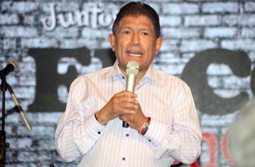 Asaltan la casa de Juan Osorio y lo golpean.