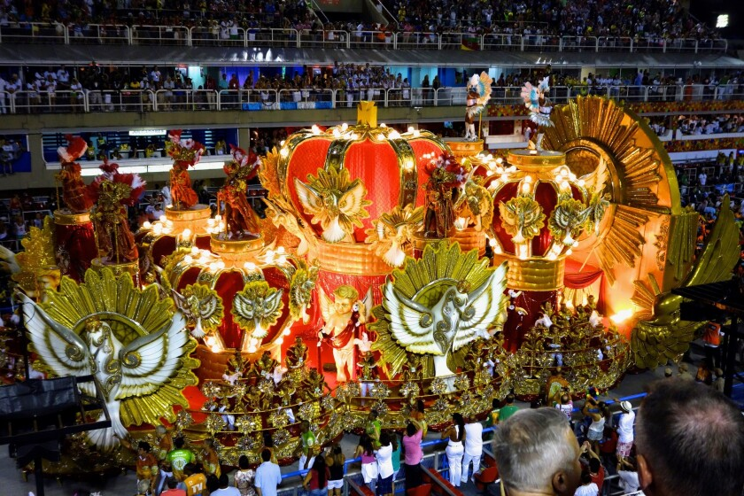 Carnival runs from Feb. 24 to 28 this year.