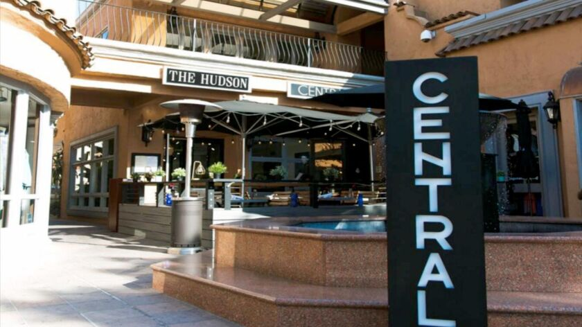 Central Laguna Beach, a restaurant at 361 Forest Ave., temporarily closed after a Dec. 29 fire damag