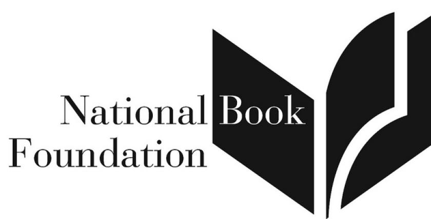 The National Book Foundation logo